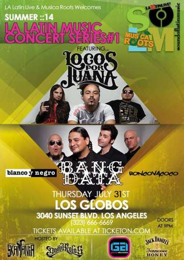 La Latin Music Concert Series 1 - rock en espa�ol - rockeros.net