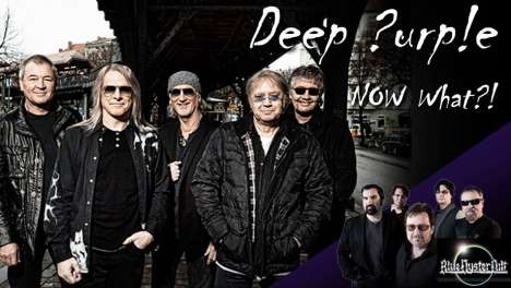 Deep Purple Y Blue Oyster Club En El Oc Fair - rock en espa�ol - rockeros.net