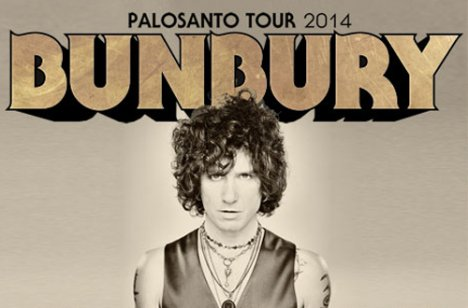 Enrique Bunbury Palosanto Tour 2014 The Fillmore San Francisco California - rock en espa�ol - rockeros.net