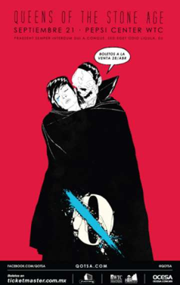 Queens Of The Stone Age - rock en espa�ol - rockeros.net