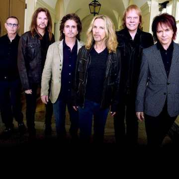 Styx En El City National Groove De Anaheim Ca - rock en español - rockeros.net