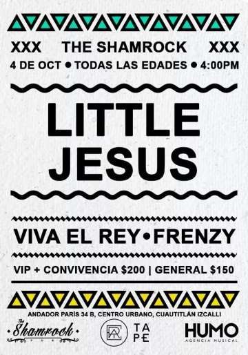 Little Jesus - rock en espa�ol - rockeros.net