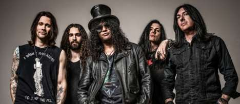Slash Feat Myles Kennedy And The Conspirators-world On Fire Tour - rock en espa�ol - rockeros.net