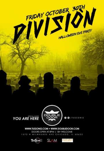 Division Minuscula Y You Are Here En El Double Door De Chicago - rock en espa�ol - rockeros.net