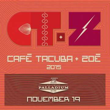 Cafe Tacvba Y Zoe En El Hollywood Palladium - rock en espa�ol - rockeros.net