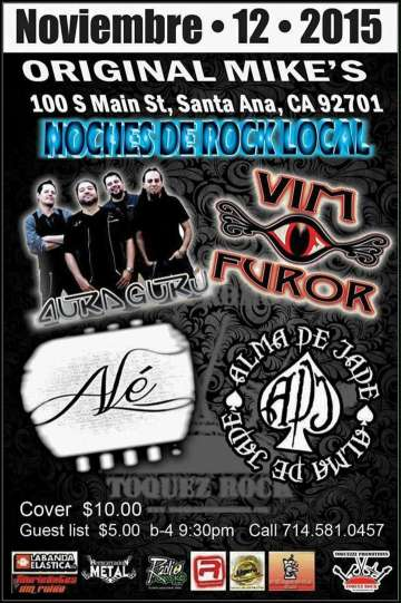 Noches De Rock Local - rock en espa�ol - rockeros.net