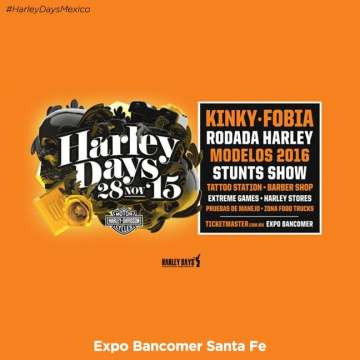 Harley Days - rock en espa�ol - rockeros.net