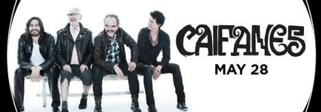 Caifanes En San Manuel Indian Casino Highland California - rock en español - rockeros.net