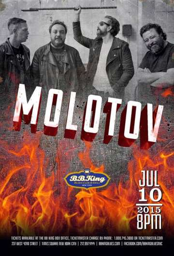 Molotov Agua Maldita Tour En New York - rock en espa�ol - rockeros.net