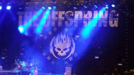 The Offspring En Al Feria De Los Angeles - rock en espa�ol - rockeros.net