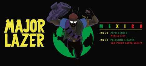 Major Lazer En Mexico - rock en espa�ol - rockeros.net