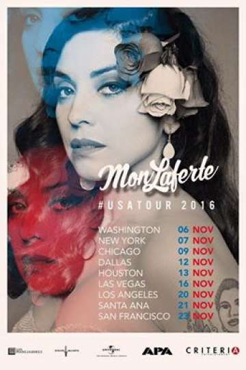 Mon Laferte En El The Roxy Theatre West Hollywood California - rock en español - rockeros.net