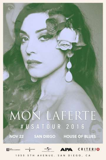Mon Laferte En El House Of Blues De San Diego Ca - rock en espa�ol - rockeros.net