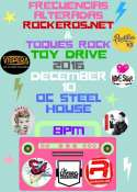 Frecuencias Alteradas-rockeros Net Toy Drive 2016