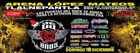 Reunion Rockanrolera Liran Roll - Banda Bostik - Interpuesto - rock en espa�ol - rockeros.net