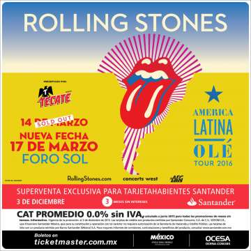 The Rolling Stones En Mexico 2da Fecha - rock en espa�ol - rockeros.net