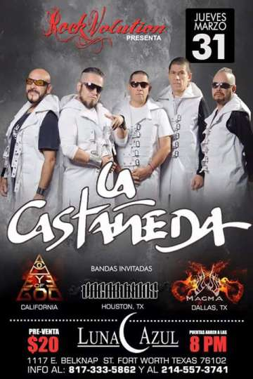La Casta�eda En Ft Worth Texas - rock en español - rockeros.net