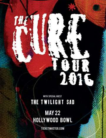 The Cure World Tour In Los Angeles - rock en espa�ol - rockeros.net