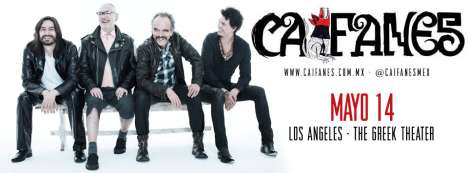 Caifanes En Los Angeles - rock en espa�ol - rockeros.net