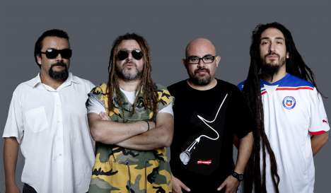 Gondwana En The New Parish De Oakland - rock en espa�ol - rockeros.net