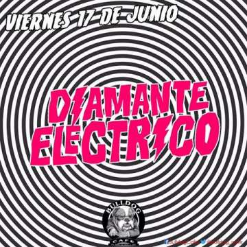 Diamante Electrico En Bulldog Cafe De Cdmx - rock en espa�ol - rockeros.net