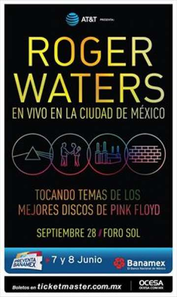 Roger Waters En El Foro Sol De Mexico Df - rock en espa�ol - rockeros.net