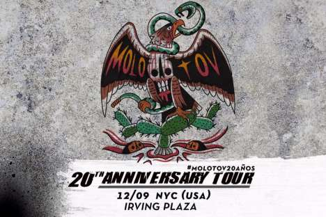 Chinga Tour Madre De Molotov En New York - rock en espa�ol - rockeros.net