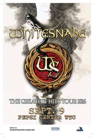 Whitesnake The Greatest Hits Tour 2016 - rock en espa�ol - rockeros.net