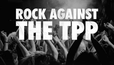 Rock Against The Tpp La Santa Cecilia Dead Prez At The Regency San Francisco - rock en espa�ol - rockeros.net