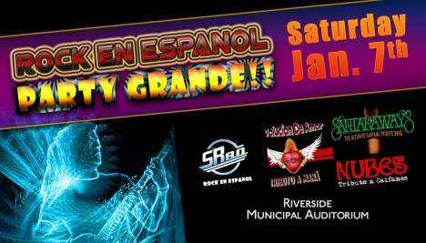 Holiday Hangover Fiesta En Riverside - rock en español - rockeros.net