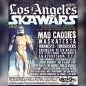 Los Angeles Skawars Mad Caddies Maskatesta Viernes 13 Tokadiskos