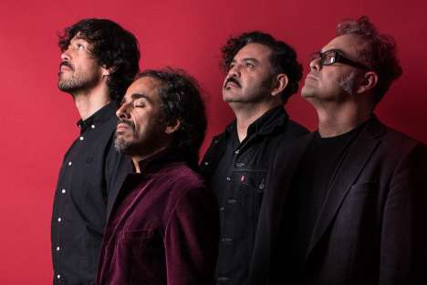 Cafe Tacvba Y Diamante Electrico En Concierto - rock en espa�ol - rockeros.net