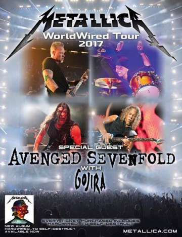 Metallica Worldwired Tour 2017 En Los Angeles - rock en espa�ol - rockeros.net