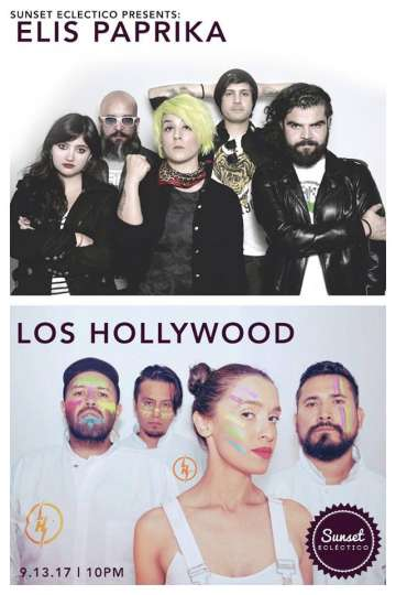 Elis Paprika Y Los Hollywood En Los Angeles - rock en español - rockeros.net