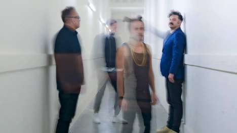 Cafe Tacvba Niu Gueis Tour 2018 En El House Of Blues De Las Vegas Nv - rock en espa�ol - rockeros.net