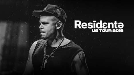 Residente En El Hollywood Palladium De Los Angeles Ca - rock en espa�ol - rockeros.net