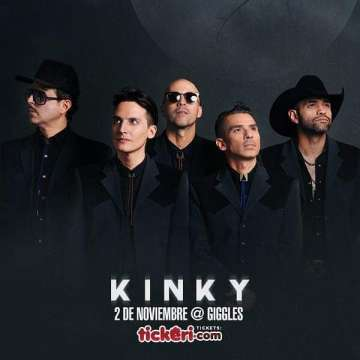 Kinky En Los Angeles - rock en español - rockeros.net