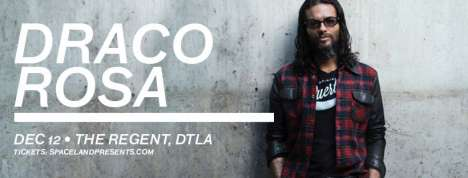 Draco Rosa Monte Sagrado Tour En Los Angeles - rock en espa�ol - rockeros.net