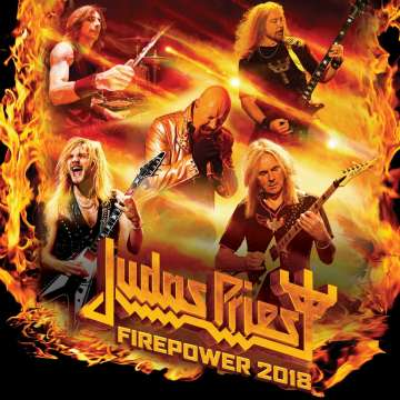 Judas Priest Firepower 2018 Tour En Los Angeles - rock en espa�ol - rockeros.net