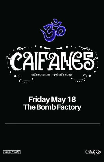 Caifanes Gira 2018 En The Bomb Factory De Dallas Texas - rock en espa�ol - rockeros.net