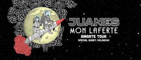 Amarte Tour Juanes Mon Laferte Caloncho Smart Financial Center Sugar Land Tx - rock en espa�ol - rockeros.net