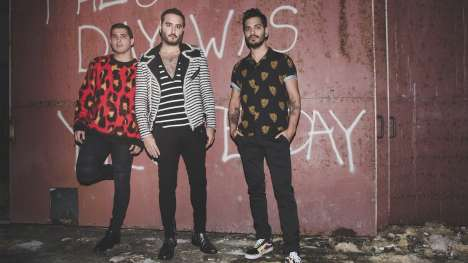 Reik Tour Desamor En El House Of Blues De Houston Tx - rock en espa�ol - rockeros.net