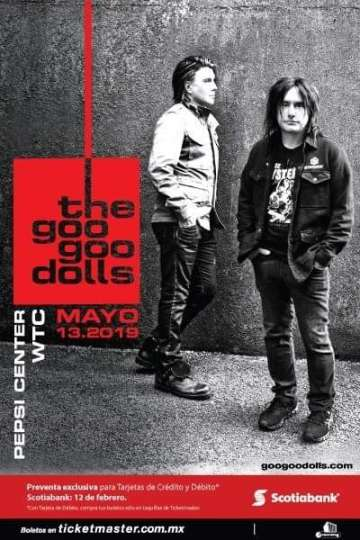 The Goo Goo Dolls En El Pepsi Center Wtc Cdmx - rock en espa�ol - rockeros.net