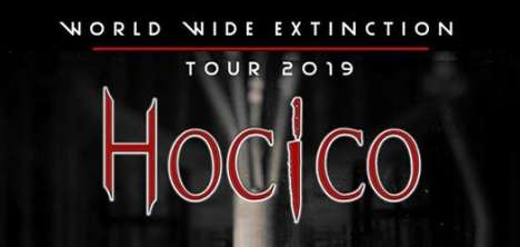 World Wide Extinction Tour 2019 Hocico Minnesota Us - rock en espa�ol - rockeros.net
