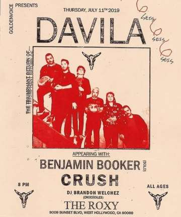 Davila 666 En Los Angeles - rock en espa�ol - rockeros.net