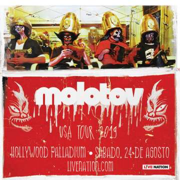 Molotov En Los Angeles - rock en español - rockeros.net