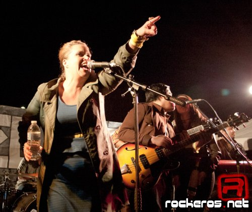 Foto por: Josue Rodriguez - The Delirians, Queen P,