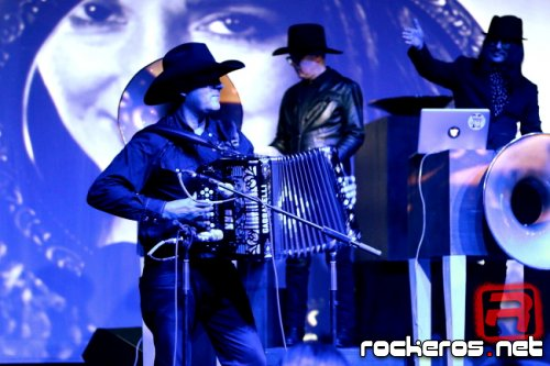 Foto por: Rafael Marquez - Nortec Collective Bostich Mas Fussible, Conjunto Nueva Ola, Jungle Fire, Subsuelo,