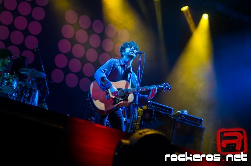 Foto por: Christian Agudelo - The Kooks,