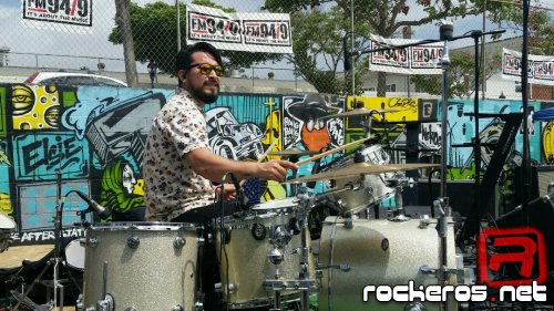 Foto por: rockerosnet mobil - Los Hollywood,